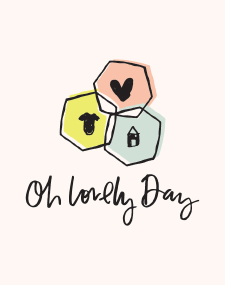 {Lovely Day Elsewhere} Guest posting at Darling LIttle Details!