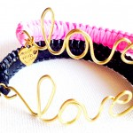 love bracelet by JL creations from cloud parade | oh lovely day favorite things giveaway
