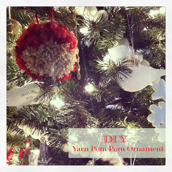 DIY_yarn_ pom_pom_ornament