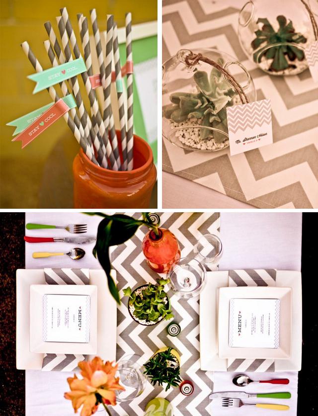modern palm springs wedding shoot.1