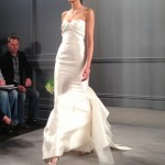 wedding dresses by monique lhullier spring 2014 collection sweetheart gown