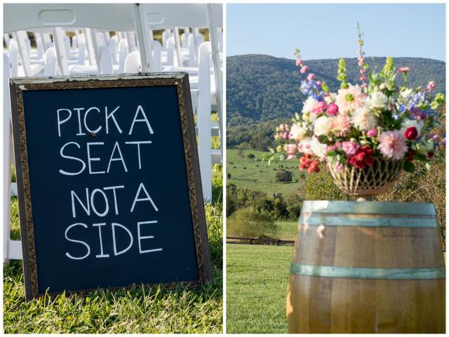 Winery wedding by TALLsmall Photo