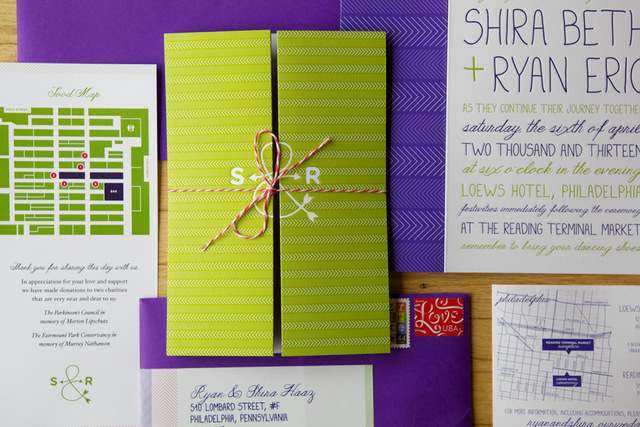 colorful & quirky philadelphia wedding | langdon photography on ohlovelyday.com