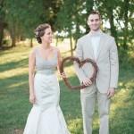 Rustic Chic Pennsylvania Wedding | Morrissey Photo