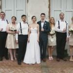 romantic New Orleans wedding | G. Chapin Studios