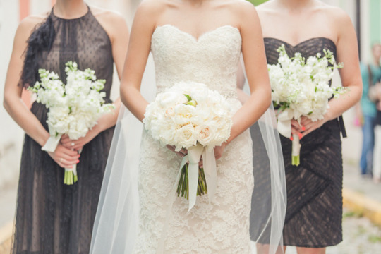 Top Weddings of 2013 on Oh Lovely Day | Elegant Destination Wedding in Puerto Rico by 1313 Photography