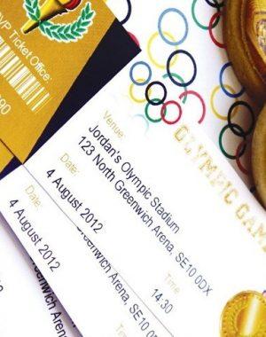 kid party ideas to celebrate olympics