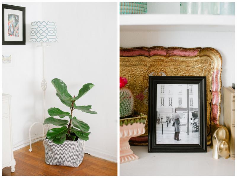 Chandra Fredrick's Home Tour | Living Room Inspiration | Photos by Hazelnut Photo