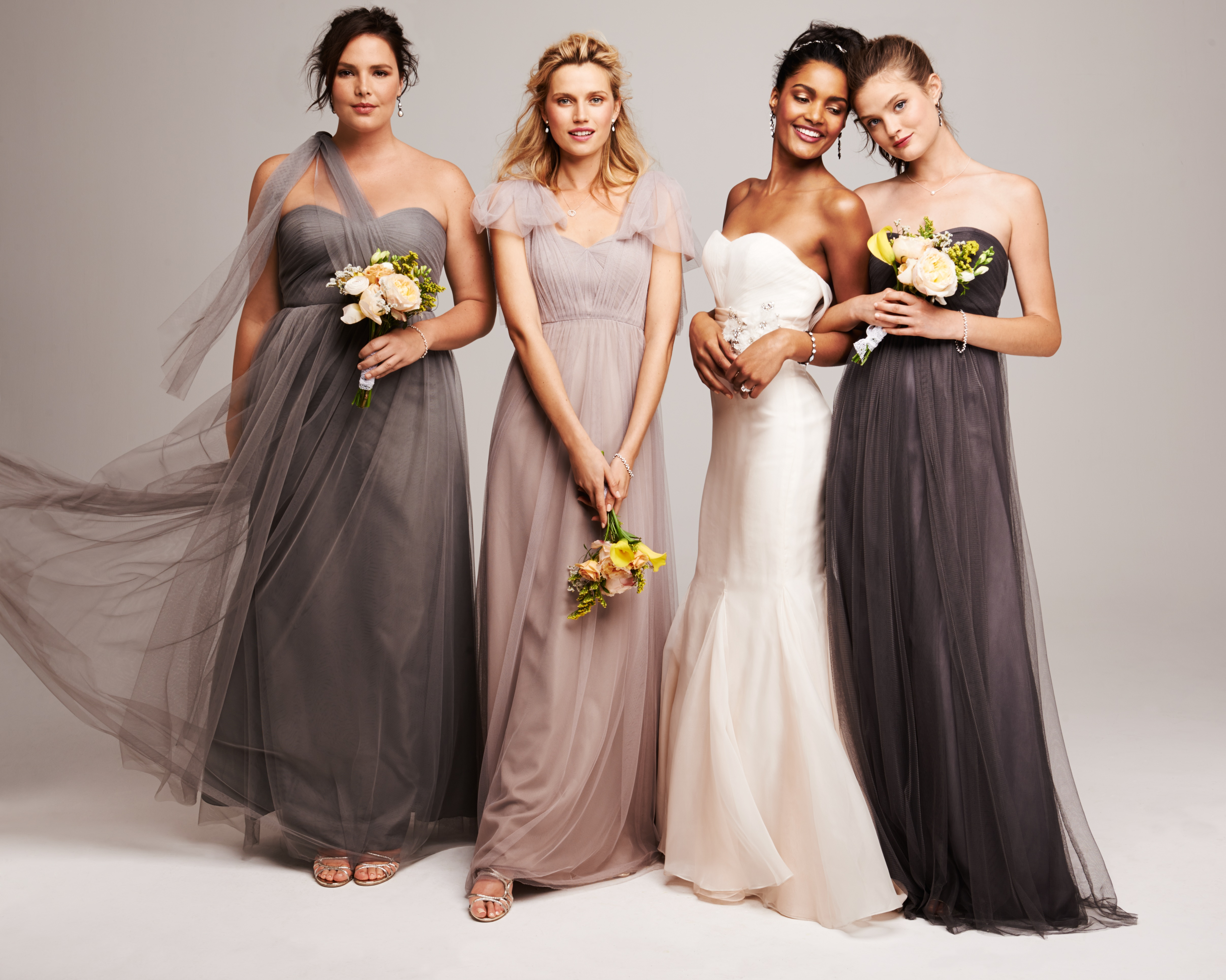 Bridesmaid dresses from nordstrom oh lovely day for Nordstrom dresses for wedding