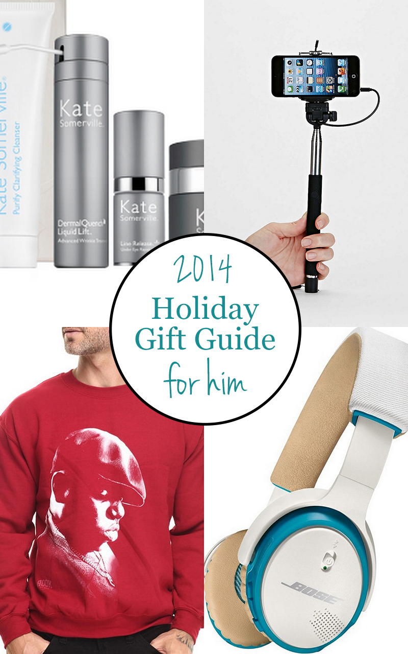 2014 Gift Guide For Him | Oh Lovely Day