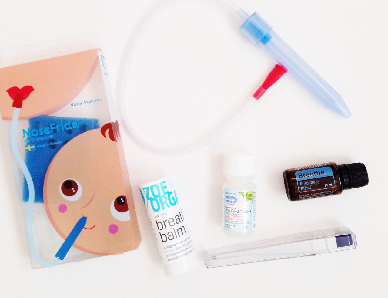 Five Faves: Tools For Helping a Sick Baby