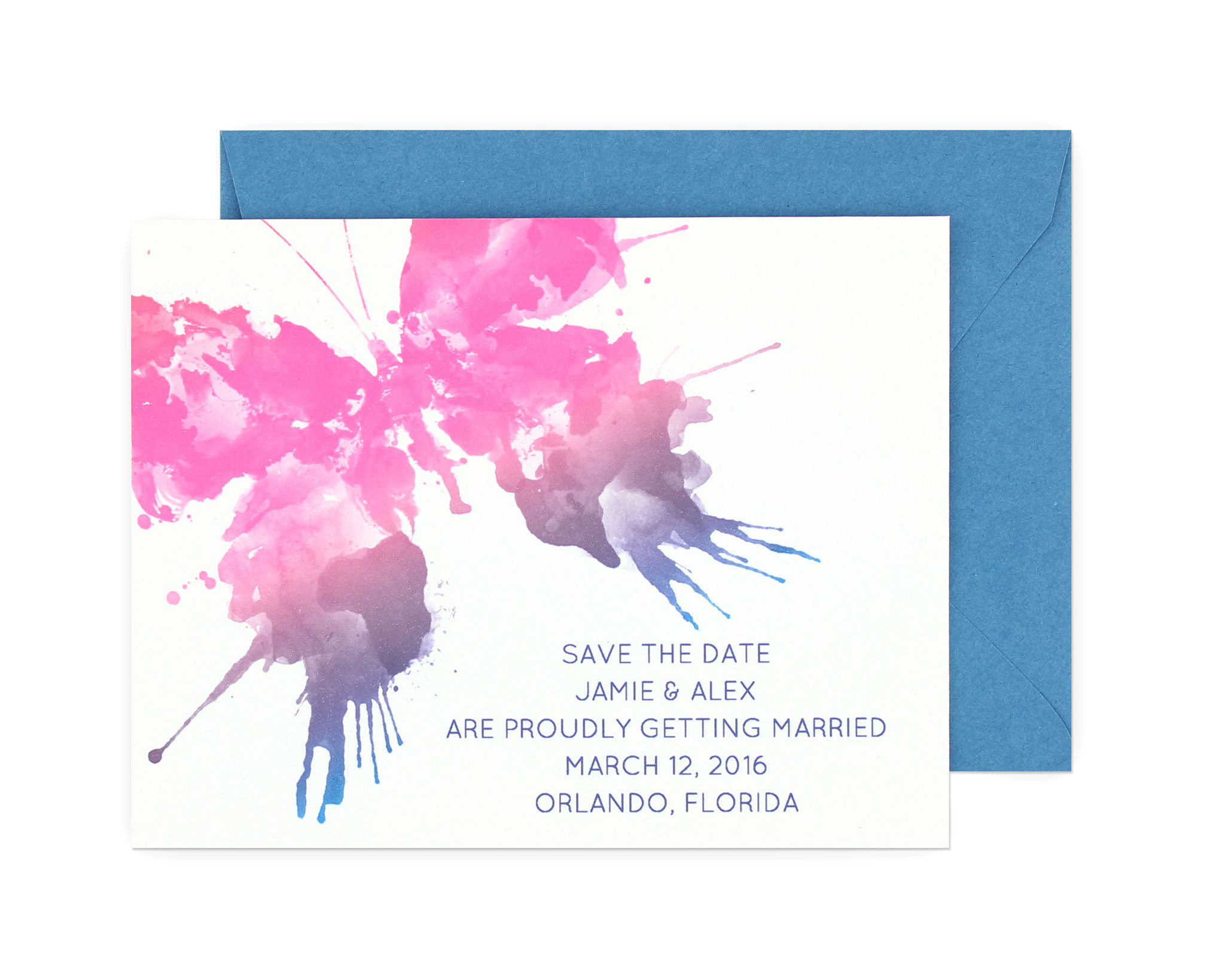 Tie the Knot & Lupa & Pepi Supreme Save the Date for Marriage Equality | Oh Lovely Day