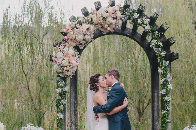 Charming Ranch Wedding   Sun and Life Photography on Oh Lovely Day