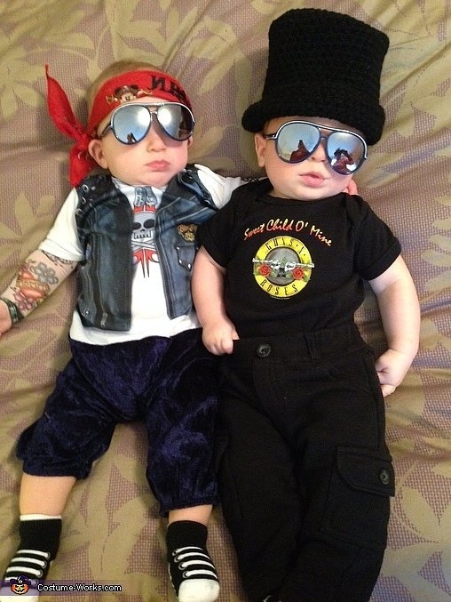 Guns N Roses Costumes For Kids Oh Lovely Day