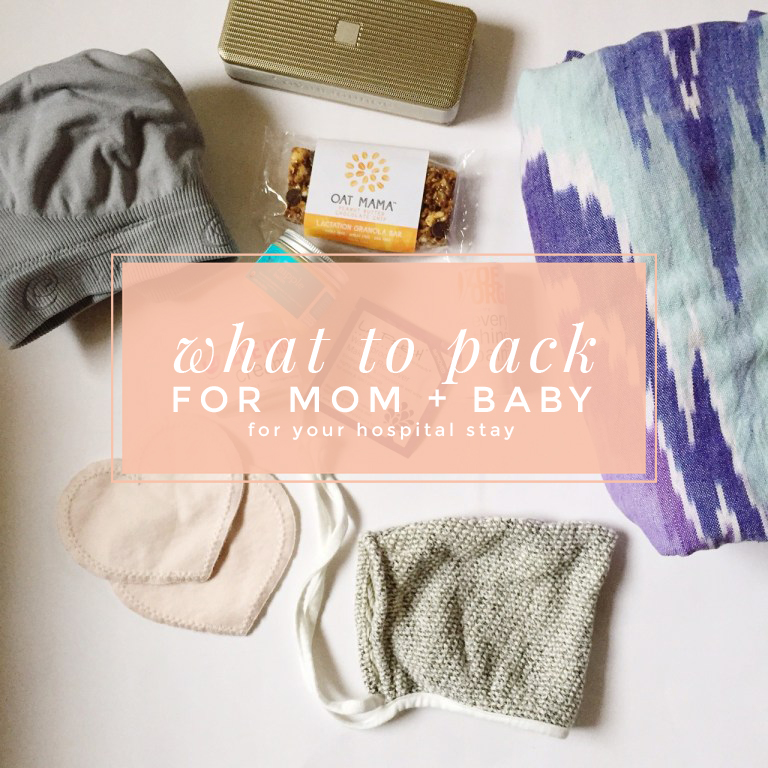 packing your hospital bag for mom and baby copy