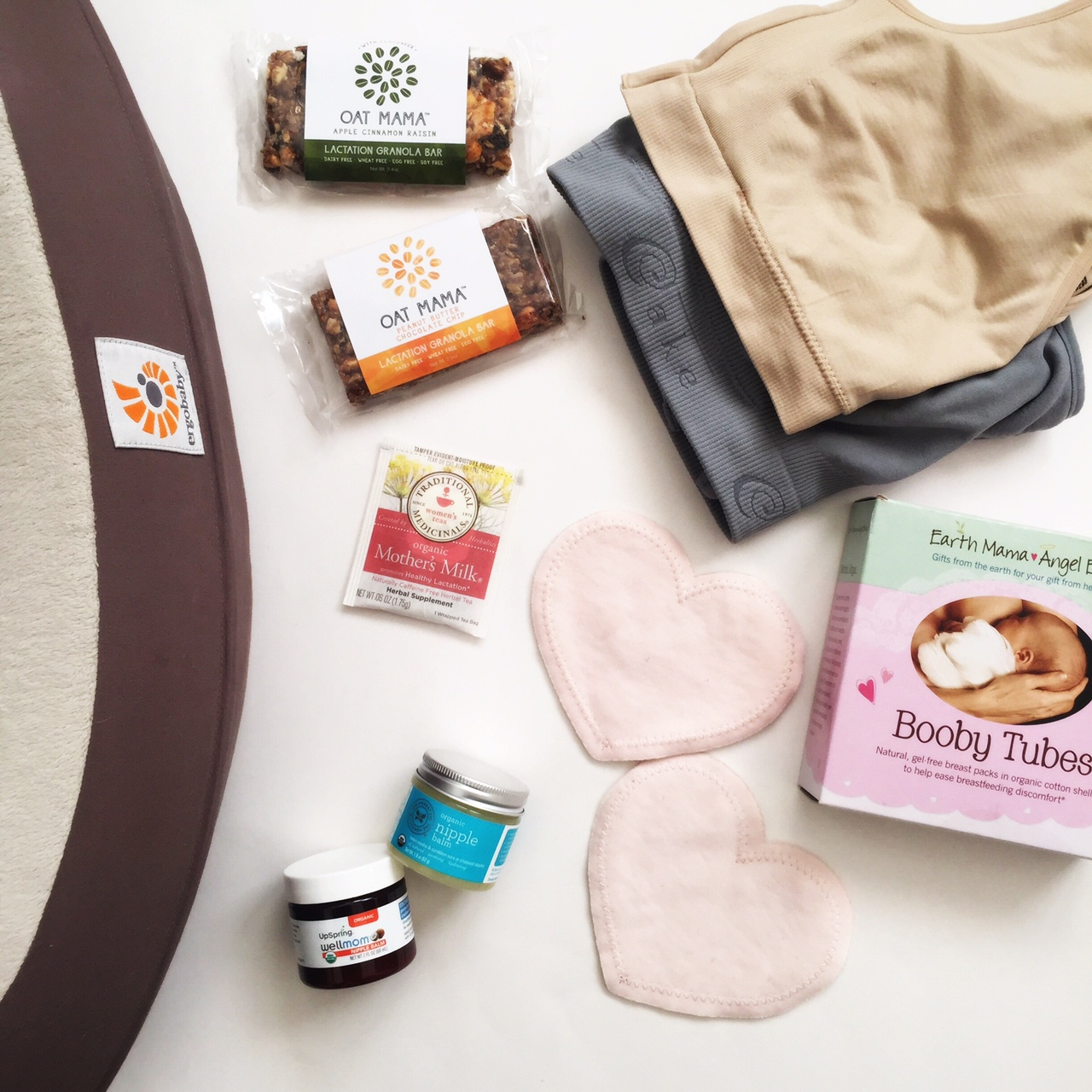 Breastfeeding Essentials for your booby survival kit | Oh Lovely Day
