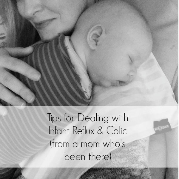7 Tips for Dealing with Infant Acid Reflux and Our