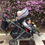 best stroller on the market whether you have one, two, or three kids! so many great baby product recommendations and tips on what to register for from this mom blogger with three kids.
