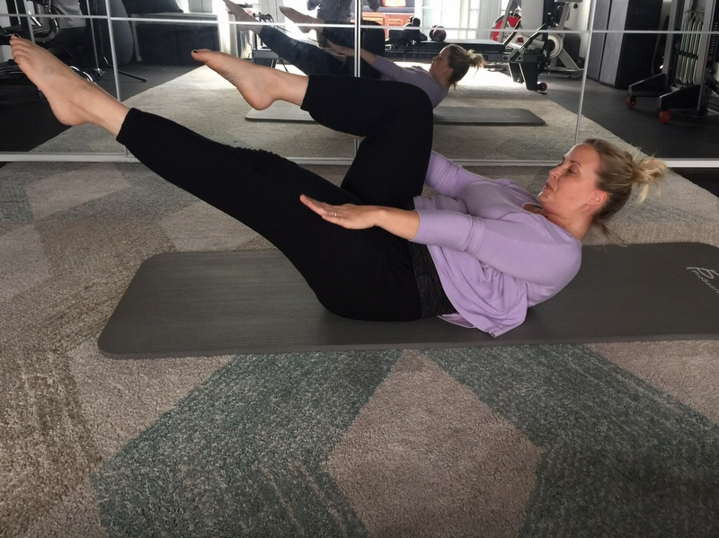 at home workouts any mom can do 7