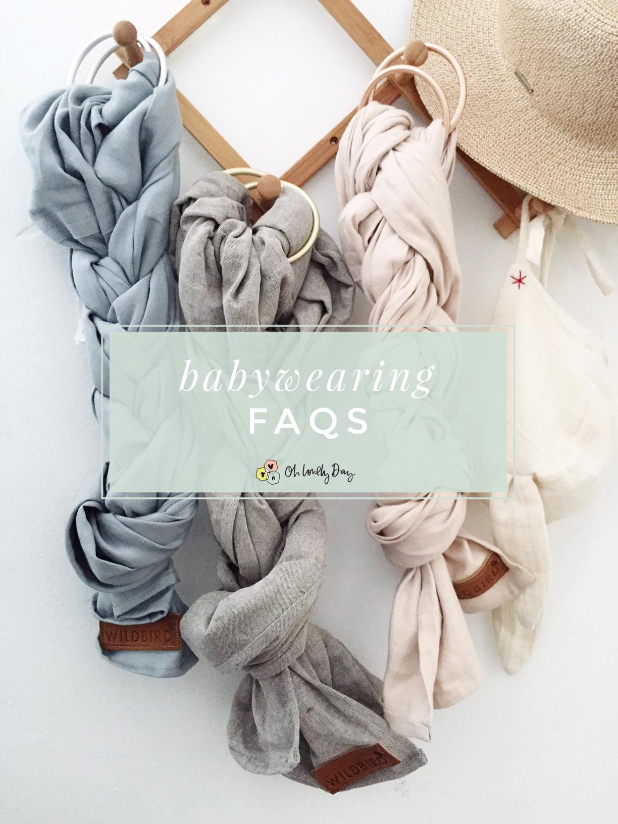 babywearing-FAQS