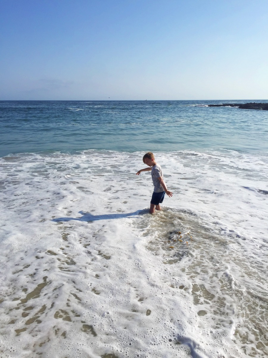 Family-Friendly lodging and fun in Laguna Beach