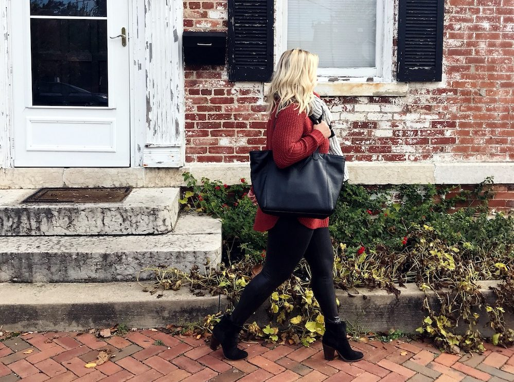 Fall and Winter Wardrobe Staples (that are also mom-friendly!)