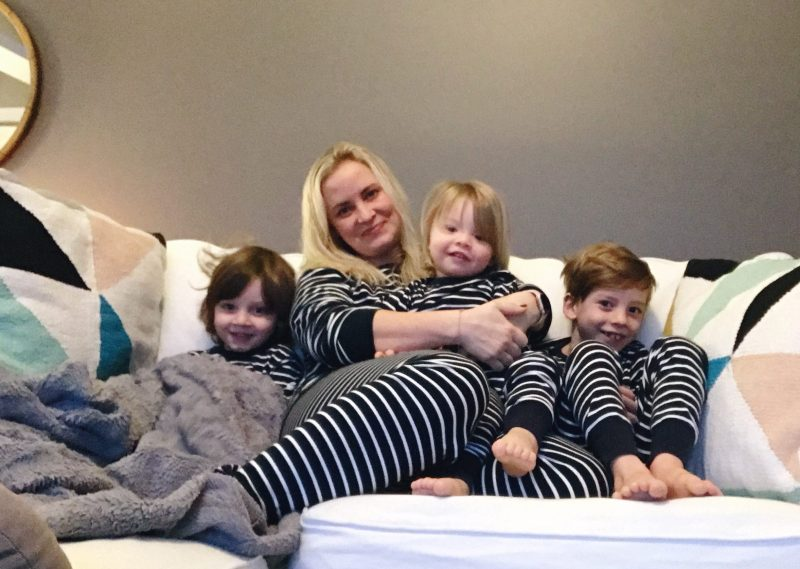 Our Bedtime Routine: how one mom who is often flying solo handles bedtime routines with three small boys
