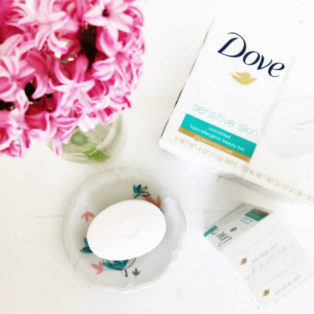 mindful-skincare-shopping-dove #ad