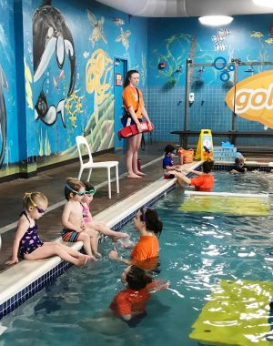 Our Swim Lessons at Goldfish Swim School | ohlovelyday.com