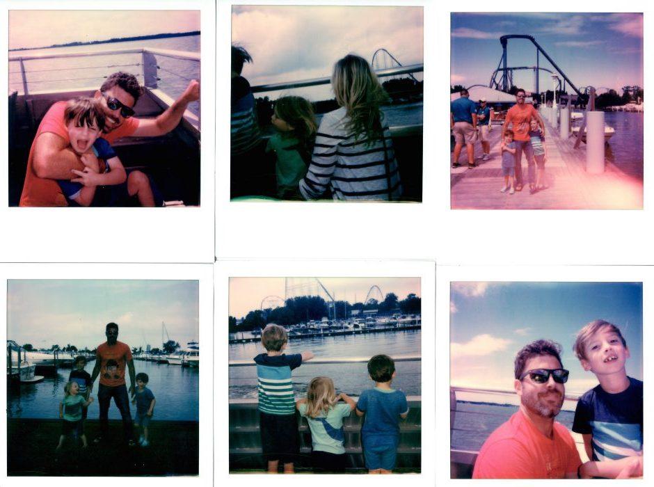 Family Trip to Lake Erie