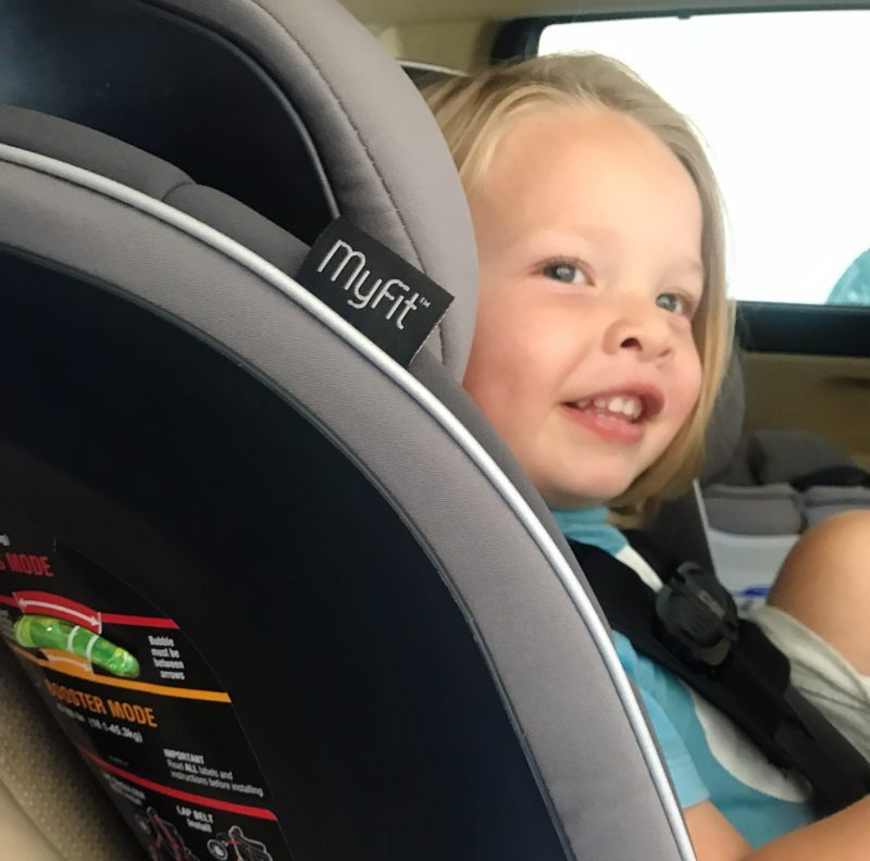 Baby safety month + carseat safety