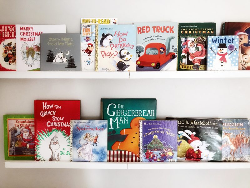 non-traditional holiday books to expand your Santa and Jesus centered libraries
