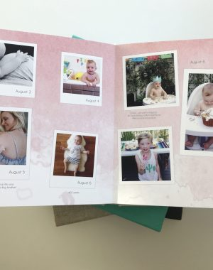 tips for organizing photos and making family albums.1