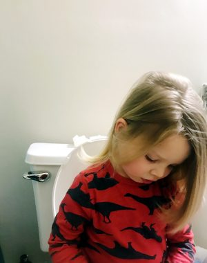 How To Help Your Kids Poop When They Can't or Won't Go