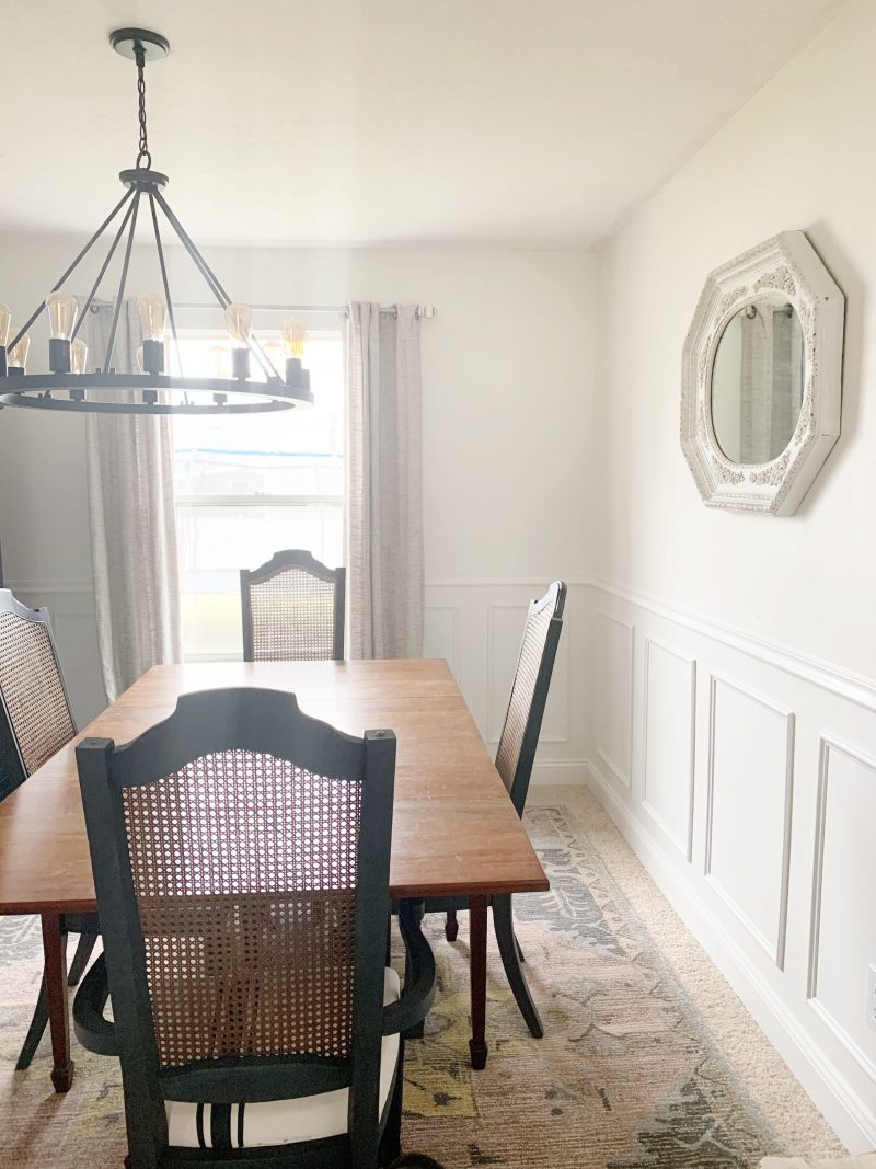 How to Do Your Own Faux Wainscoting - Oh Lovely Day ...