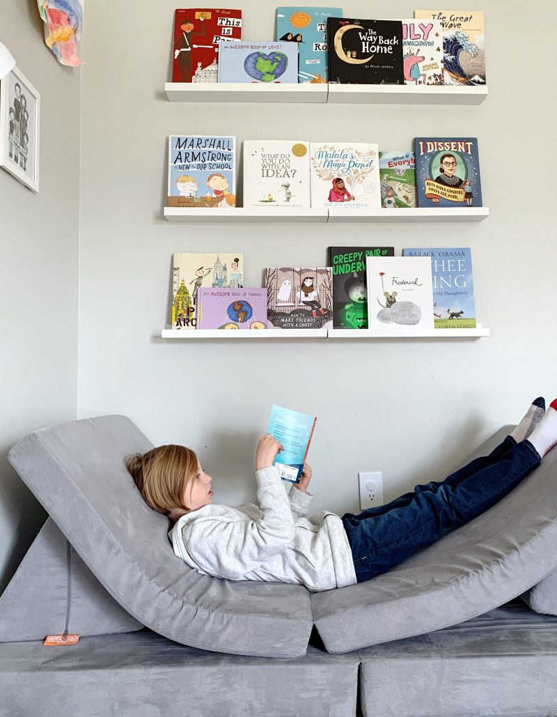 the kids' books that are in heavy rotation in our house right now