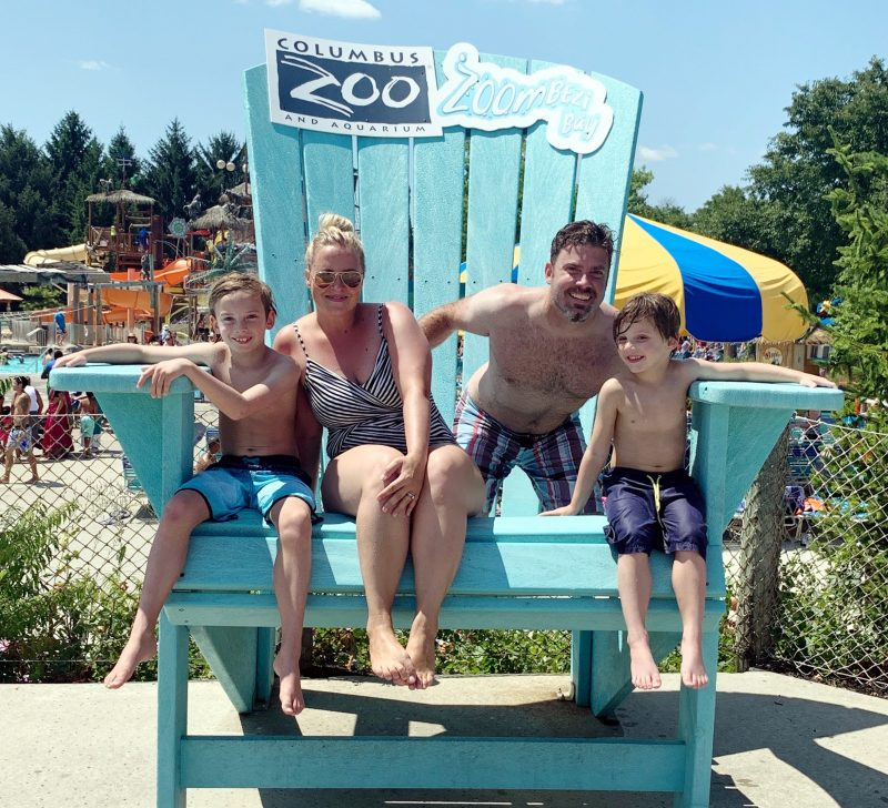 Summer Family Fun Bucket List Activity: Zoombezi Bay & The Columbus Zoo