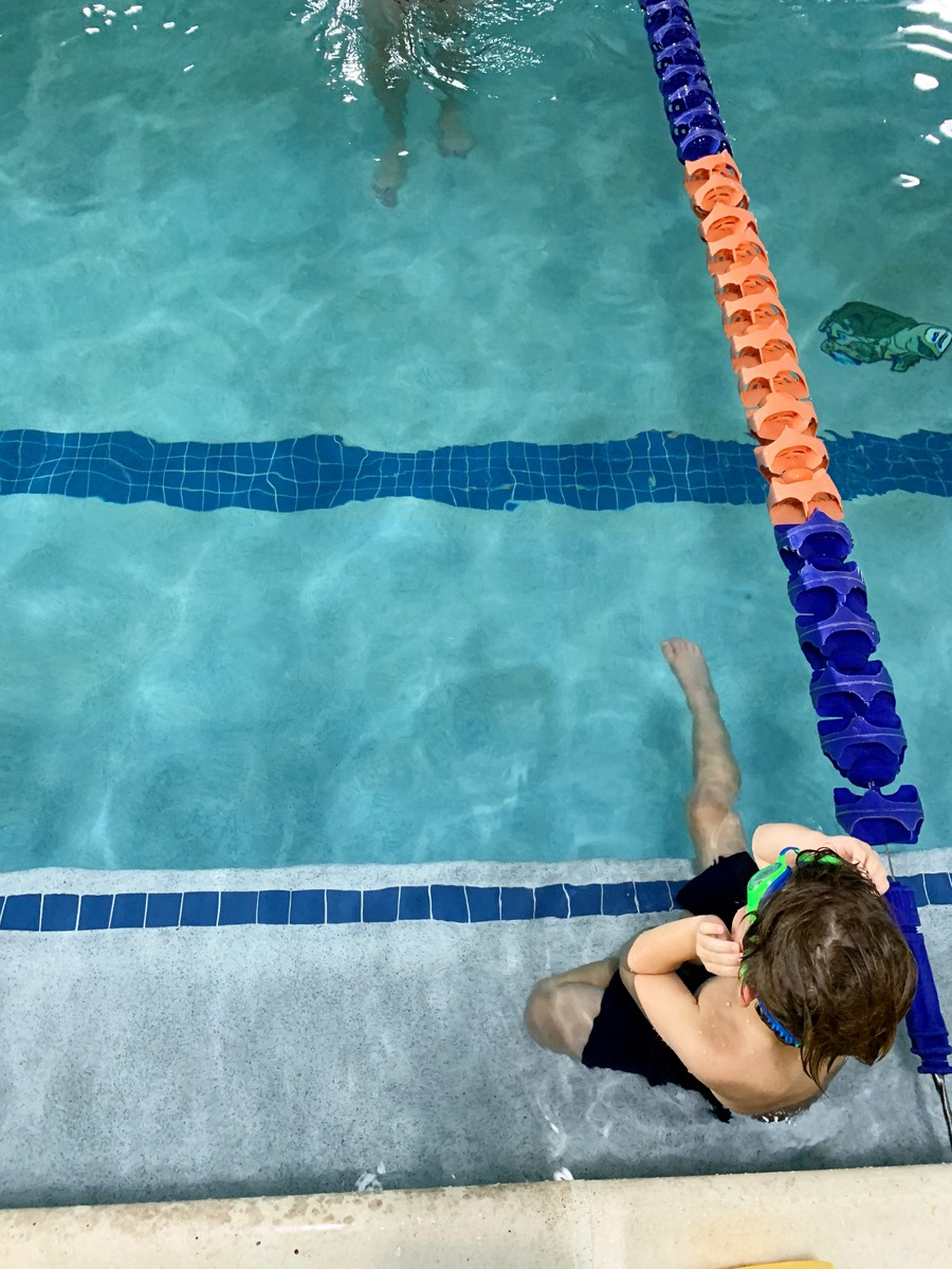 How our swim lessons at Goldfish Swim School have taught my sons more than swimming